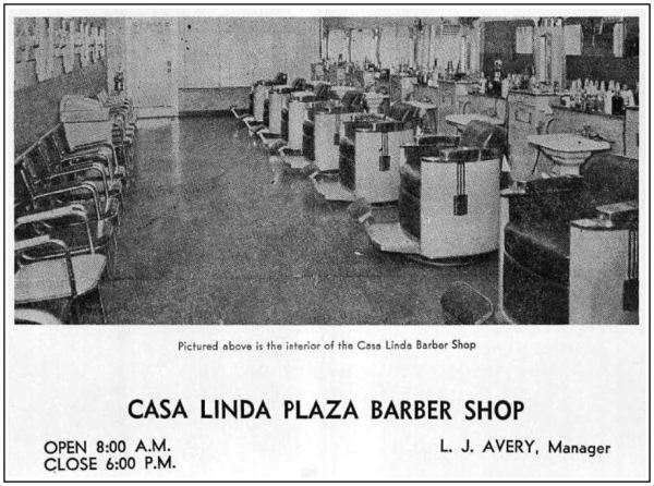 Barber Shop Highland Park : Bryan Adams High School: Yearbook Ads from 1961 and 1962 Honey Stop ...